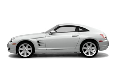 90 Degree Profile 2006 Chrysler Crossfire