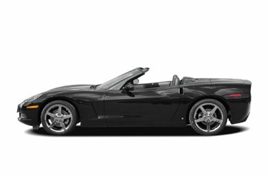 90 Degree Profile 2006 Chevrolet Corvette