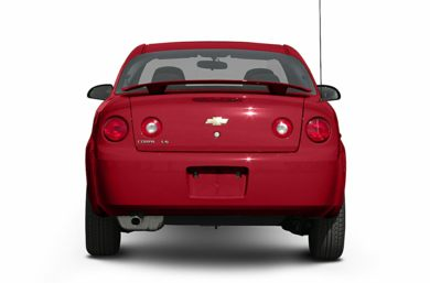Rear Profile  2006 Chevrolet Cobalt
