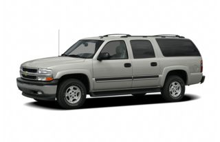 3/4 Front Glamour 2006 Chevrolet Suburban 2500