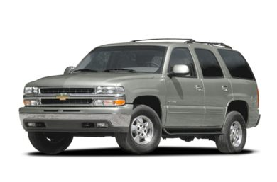3/4 Front Glamour 2006 Chevrolet Tahoe