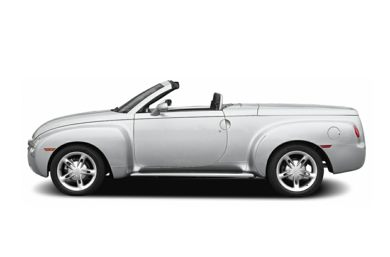 90 Degree Profile 2006 Chevrolet SSR