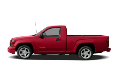 90 Degree Profile 2006 Chevrolet Colorado