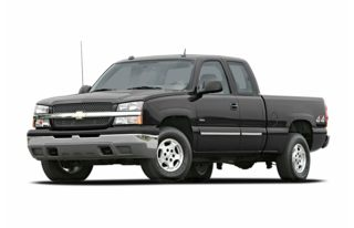 3/4 Front Glamour 2007 Chevrolet Silverado 1500 Hybrid Classic