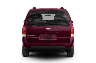 Rear Profile  2006 Chevrolet Uplander