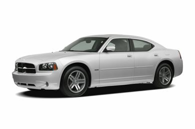 3/4 Front Glamour 2006 Dodge Charger