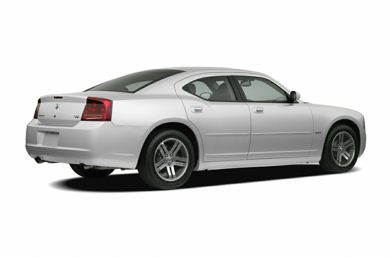 3/4 Rear Glamour  2006 Dodge Charger