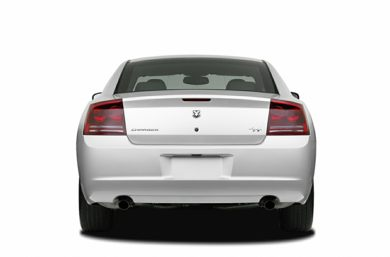 Rear Profile  2006 Dodge Charger