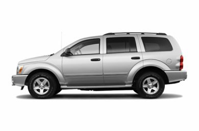 90 Degree Profile 2006 Dodge Durango