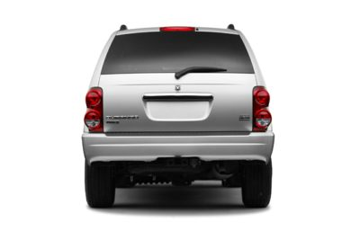 Rear Profile  2006 Dodge Durango