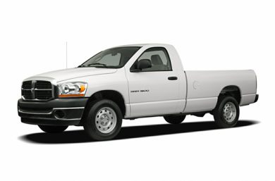 3/4 Front Glamour 2006 Dodge Ram 1500