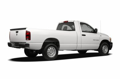 3/4 Rear Glamour  2006 Dodge Ram 1500