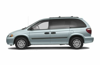 90 Degree Profile 2006 Dodge Caravan
