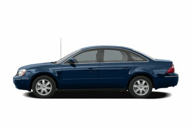 90 Degree Profile 2006 Ford Five Hundred