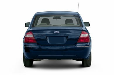 Rear Profile  2006 Ford Five Hundred