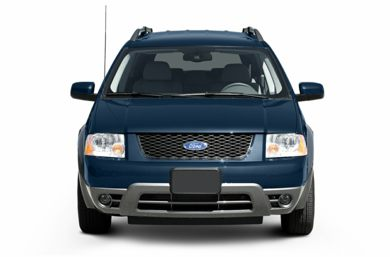 Grille  2006 Ford Freestyle