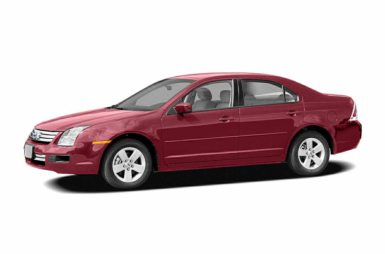 Ford Fusion Colors >> 2006 Ford Fusion Specs, Safety Rating & MPG - CarsDirect