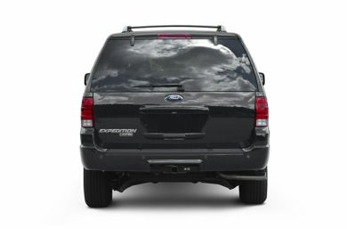 Rear Profile  2006 Ford Expedition