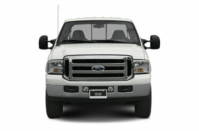 Grille  2006 Ford F-350