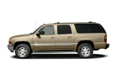 90 Degree Profile 2006 GMC Yukon XL 1500