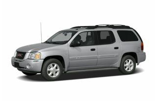 3/4 Front Glamour 2006 GMC Envoy XL