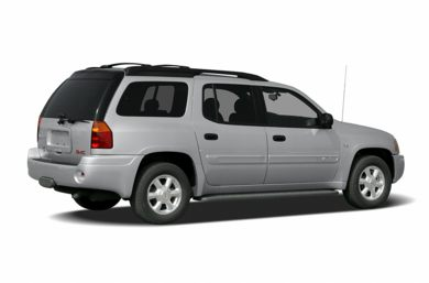 3/4 Rear Glamour  2006 GMC Envoy XL