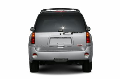 Rear Profile  2006 GMC Envoy XL