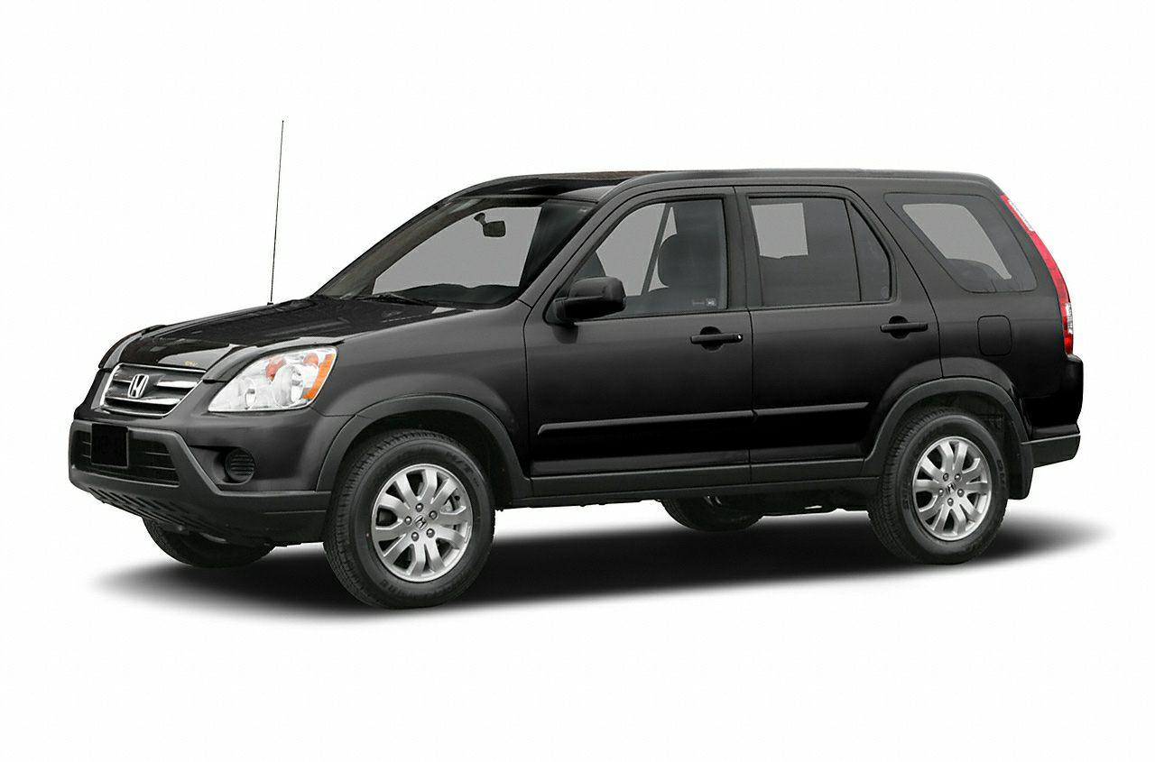 See 2006 Honda CR-V Color Options - CarsDirect