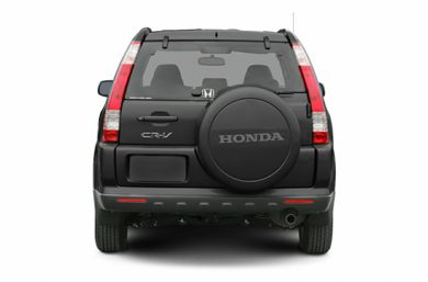 Rear Profile  2006 Honda CR-V