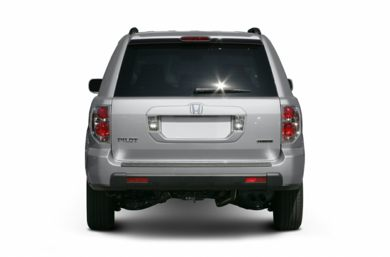 Rear Profile  2006 Honda Pilot