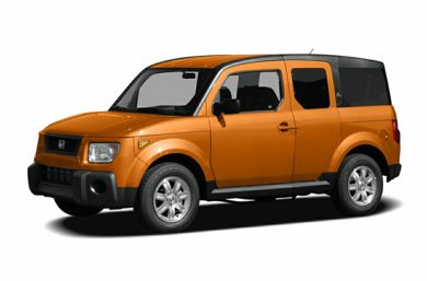 3/4 Front Glamour 2006 Honda Element
