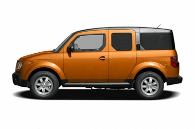 90 Degree Profile 2006 Honda Element