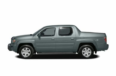 90 Degree Profile 2006 Honda Ridgeline