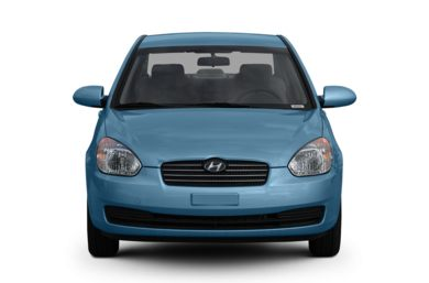 Grille  2006 Hyundai Accent