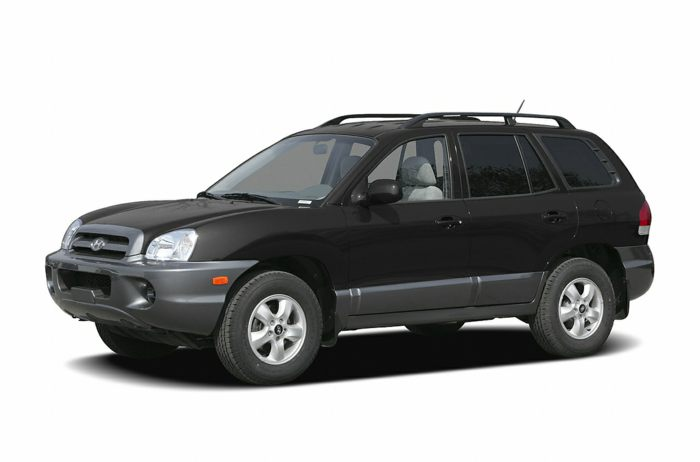 2006 hyundai santa fe specs safety rating mpg carsdirect. Black Bedroom Furniture Sets. Home Design Ideas