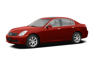 3/4 Front Glamour 2006 Infiniti G35