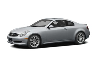 3/4 Front Glamour 2007 Infiniti G35