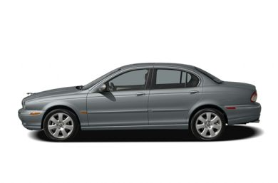 90 Degree Profile 2006 Jaguar X-TYPE