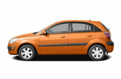 90 Degree Profile 2006 Kia Rio5