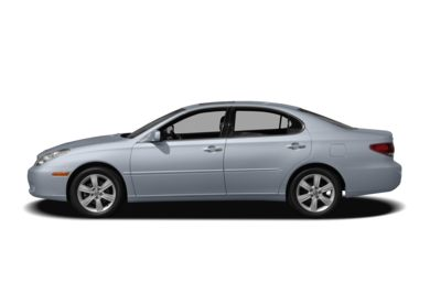 90 Degree Profile 2006 Lexus ES 330