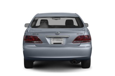 Rear Profile  2006 Lexus ES 330