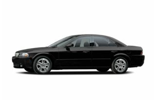 3/4 Front Glamour 2006 Lincoln LS