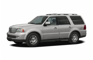 3/4 Front Glamour 2006 Lincoln Navigator