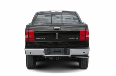 Rear Profile  2006 Lincoln Mark LT
