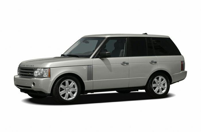 2006 land rover range rover specs safety rating mpg. Black Bedroom Furniture Sets. Home Design Ideas