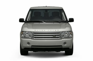 Grille  2006 Land Rover Range Rover