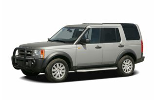 3/4 Front Glamour 2006 Land Rover LR3