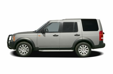 90 Degree Profile 2006 Land Rover LR3