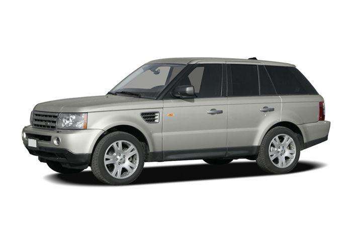2006 land rover range rover sport specs safety rating mpg carsdirect. Black Bedroom Furniture Sets. Home Design Ideas
