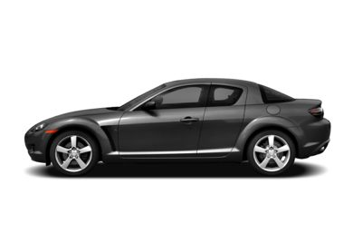 90 Degree Profile 2006 Mazda RX-8